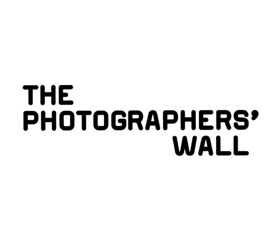 photographers' wall graphic